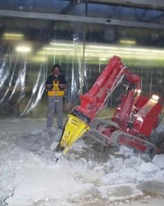 Robotic Demolition